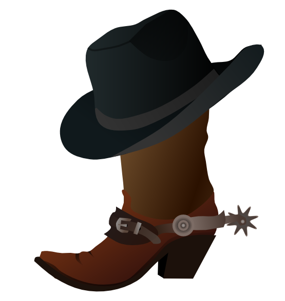 Western clipart casino Clipart Cute Images Cowboy Western