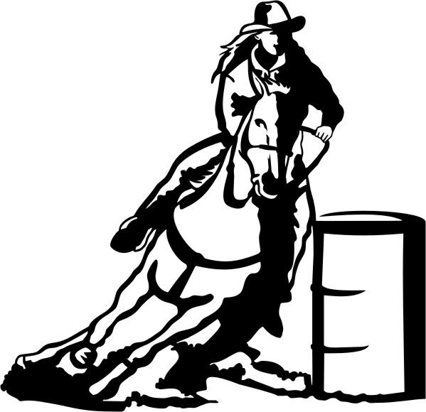 Horse Racing clipart western Horse Cliparts images co Racing