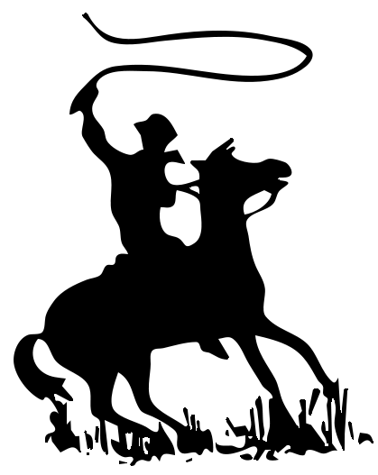 Western clipart bull #5210 western cowboys clipart and