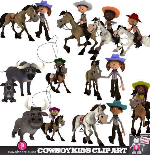 Western clipart bull #11