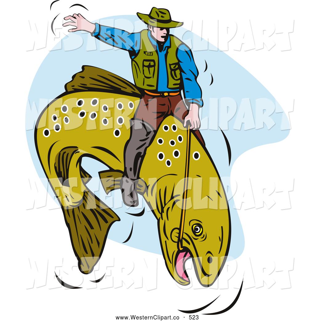 Western clipart bull #8