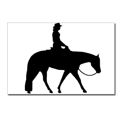Horse Riding clipart western pleasure #2