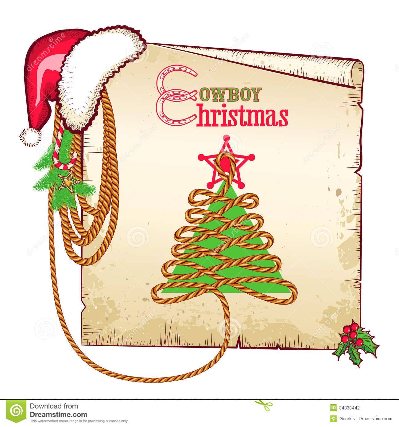 Western clipart christmas tree Clipart Western cps Christmas China