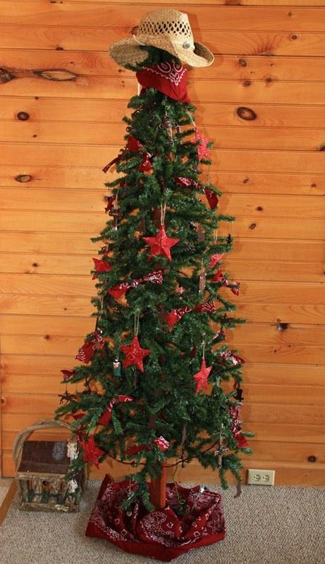 Western clipart christmas tree Cowboy Pinterest Best 25+ on