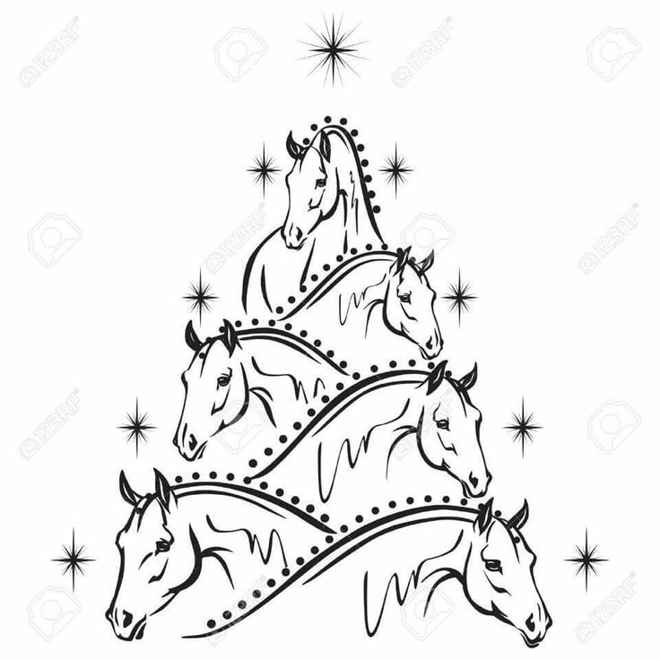 Western clipart christmas tree On This Christmas Best make