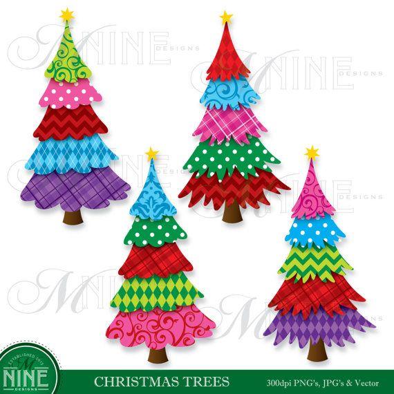Western clipart christmas tree Pinterest ideas CHRISTMAS Best $4
