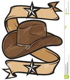 Western clipart decorative #13