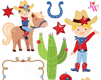 Western clipart decorative #15
