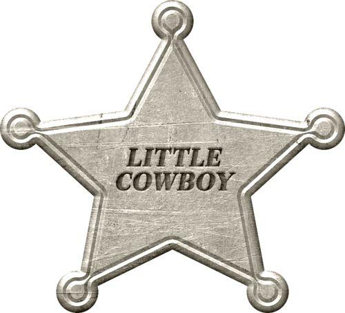 Western clipart embellishment Little images cowboy western 140