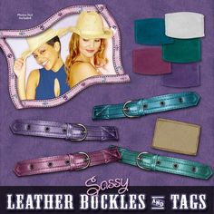 Western clipart embellishment Library Leather western Western flair