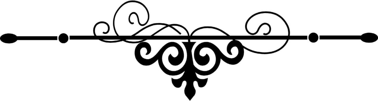 Western clipart embellishment Download Art Scroll ClipArt Embellishments