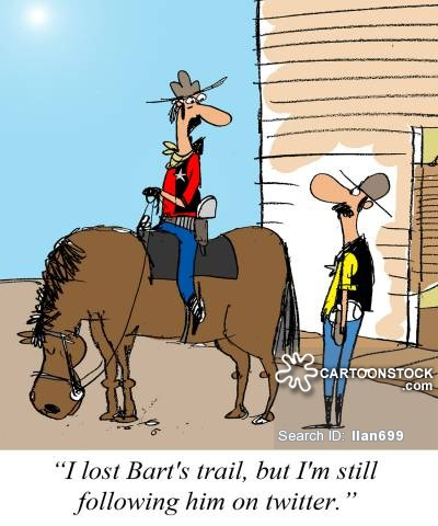 Wild West clipart funny #2