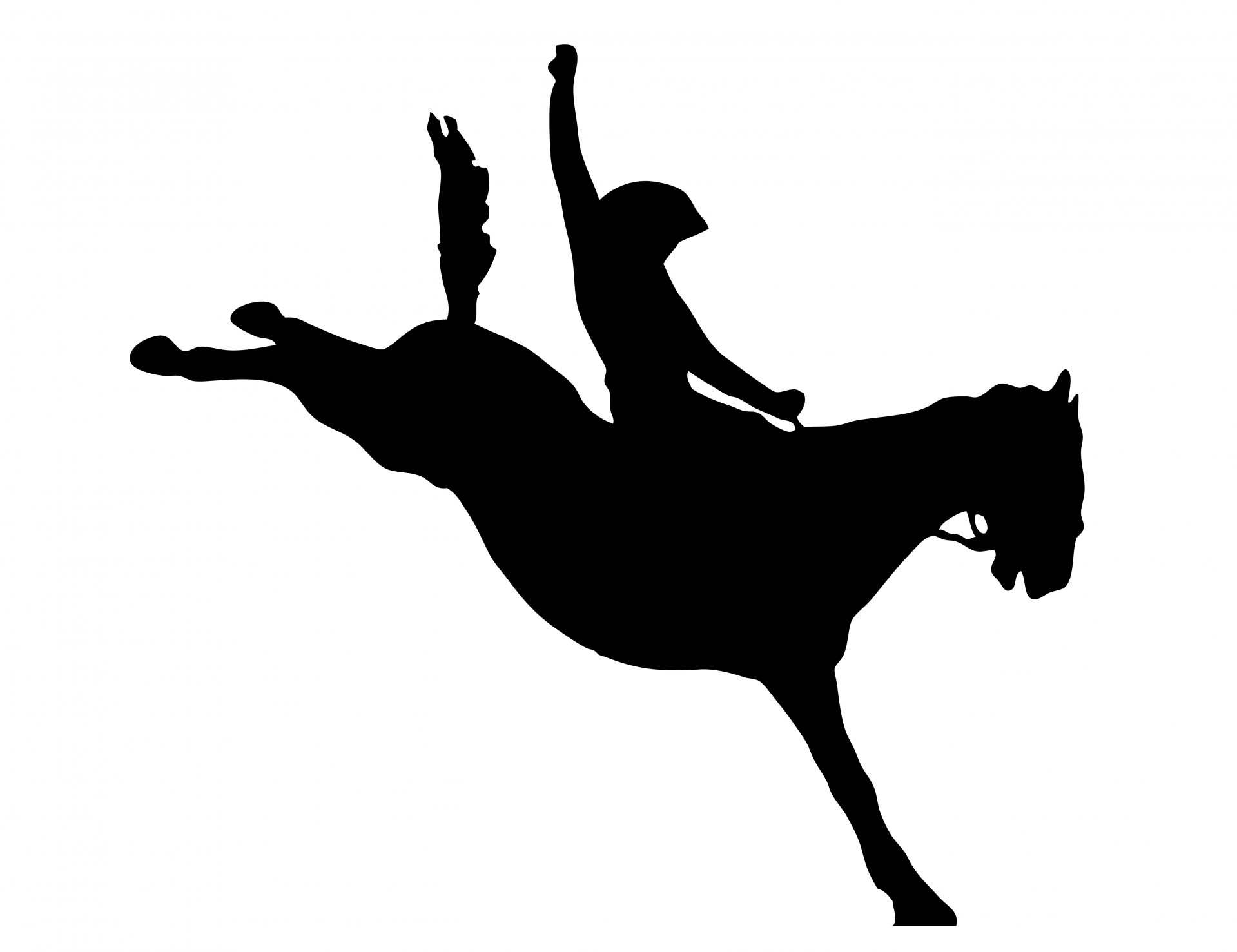 Cowboy clipart riding horse Stock Pictures Rider Rider Cowboy