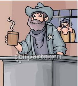 Western clipart jail Clipart Old Jail Royalty In