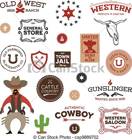 Western clipart jail Photography designs American 770 Old