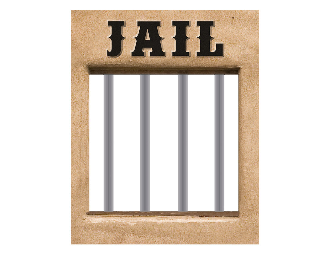 Box clipart jail Item? Rodeo Western Theme this