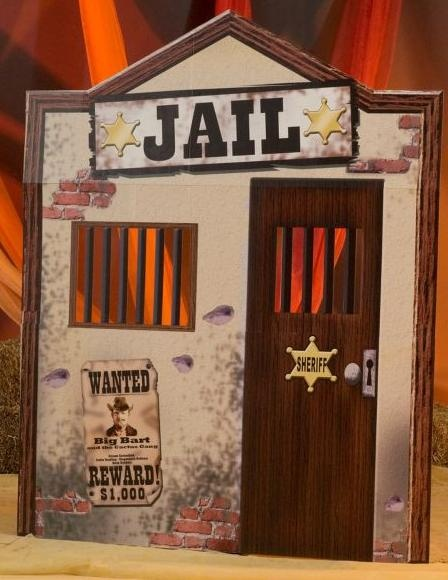 Western clipart jail Best about Western jail on