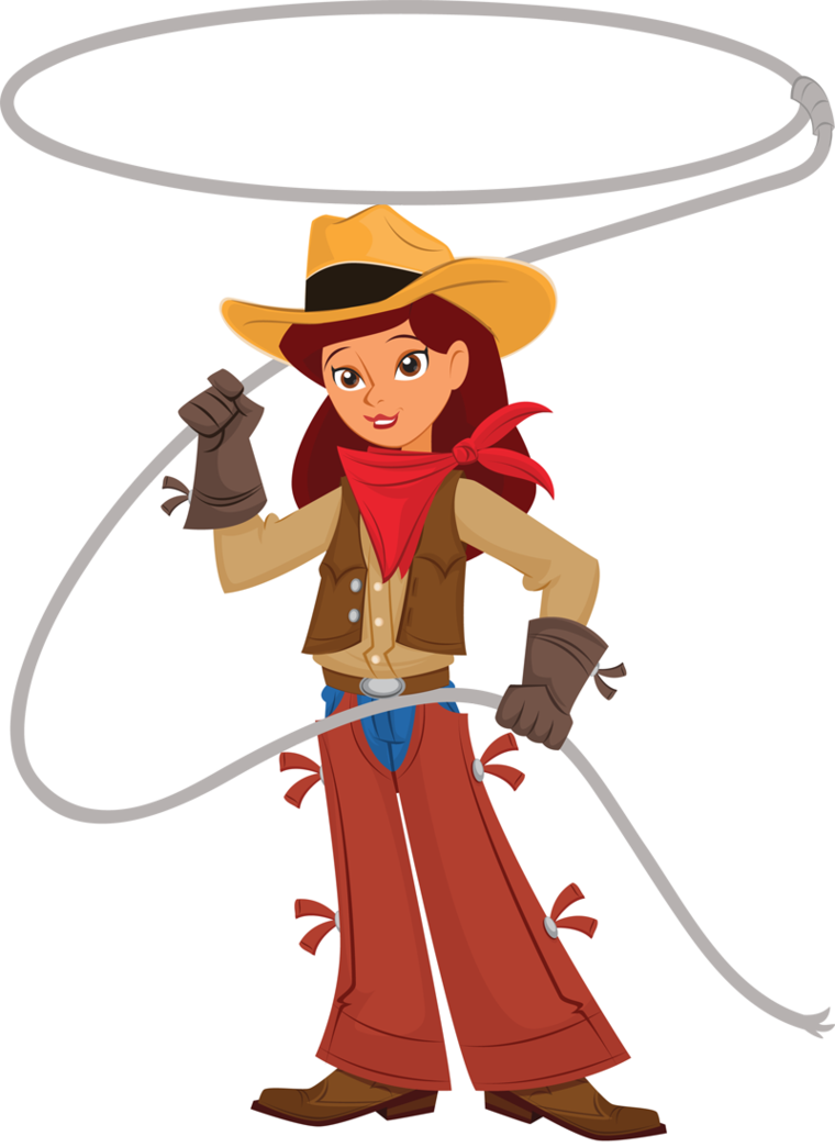 Western clipart lasso On  Cowboy Free Download