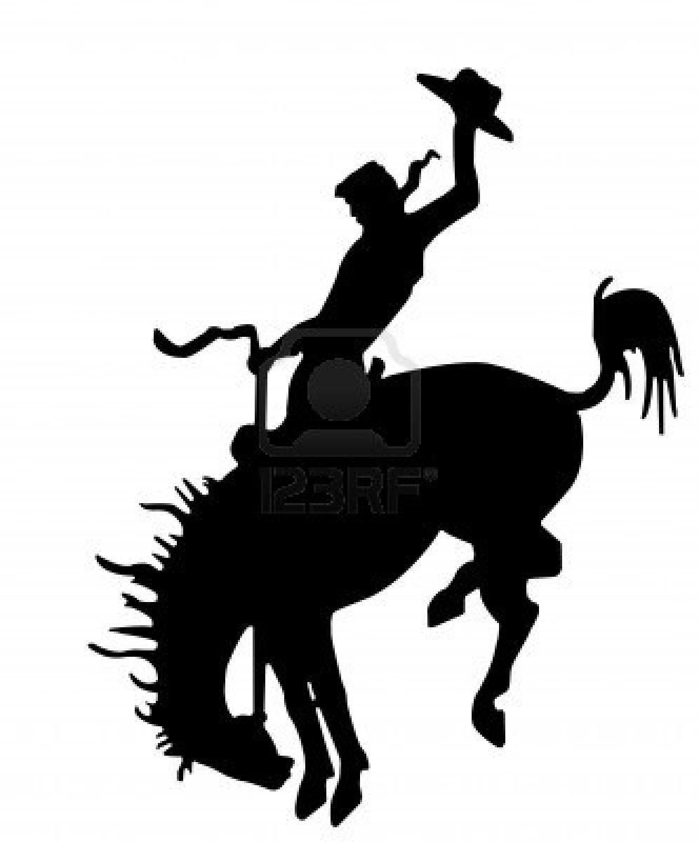 Horse Riding clipart cowboy horse Western Cowboy These Art Clip