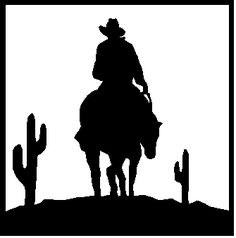 Western clipart rose Cowgirl Graphics  Bing White