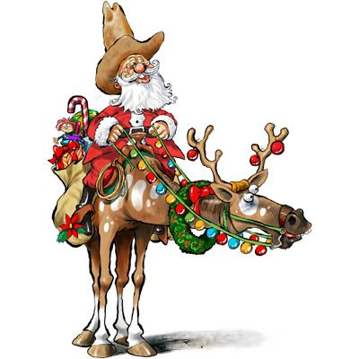 Christmas clipart western 86 happy about year new