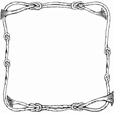Cowgirl clipart border frame Art on Clip Borders images