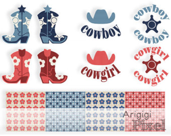 Western clipart spurs Animated free collection clipart Cowboy