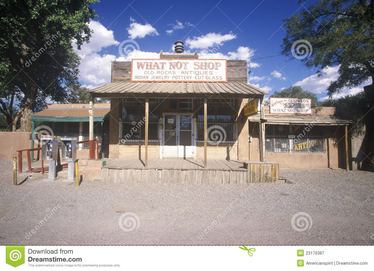 Western clipart storefront #10