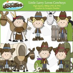 Western clipart storefront Not  Cowboy with expensive