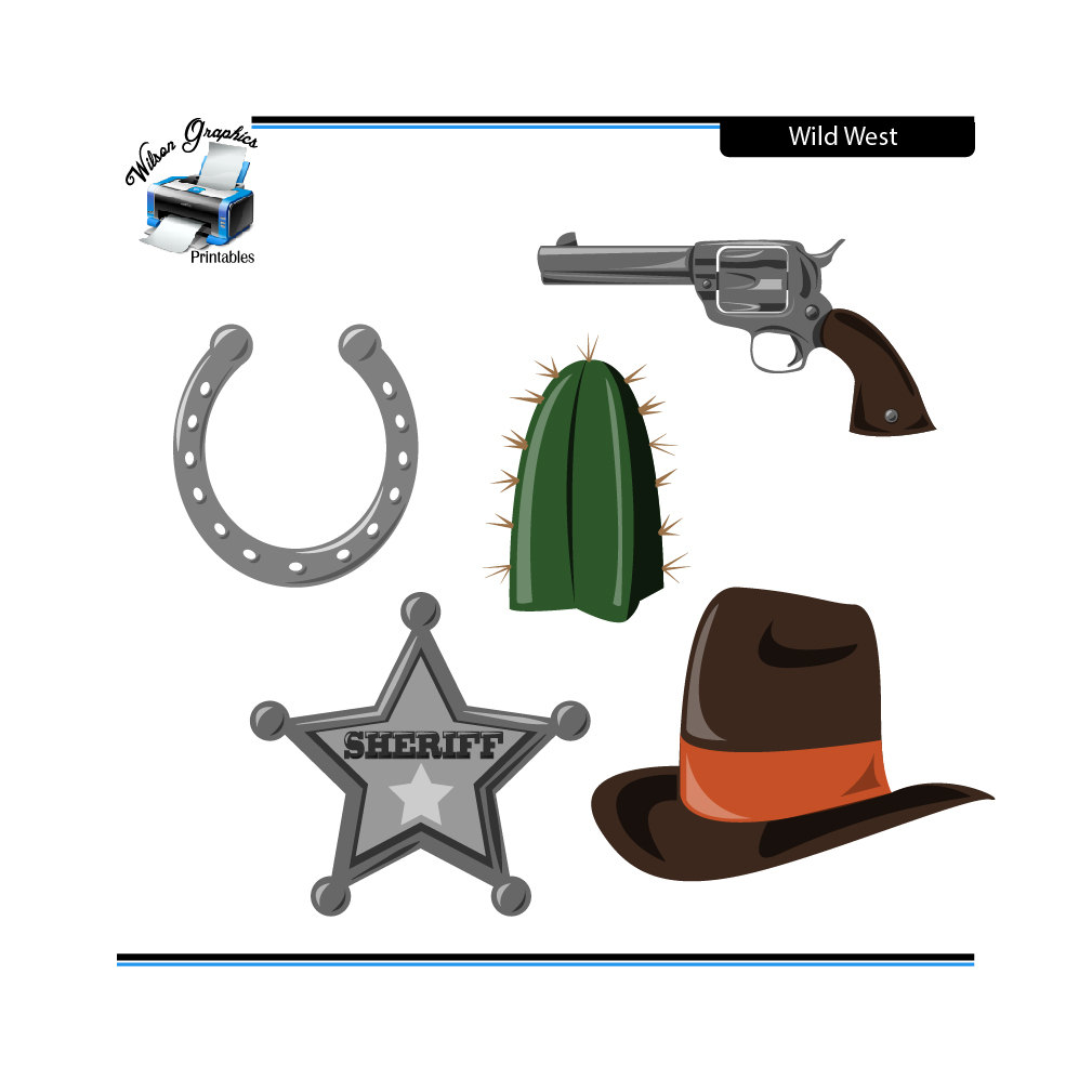 Western clipart storefront #9