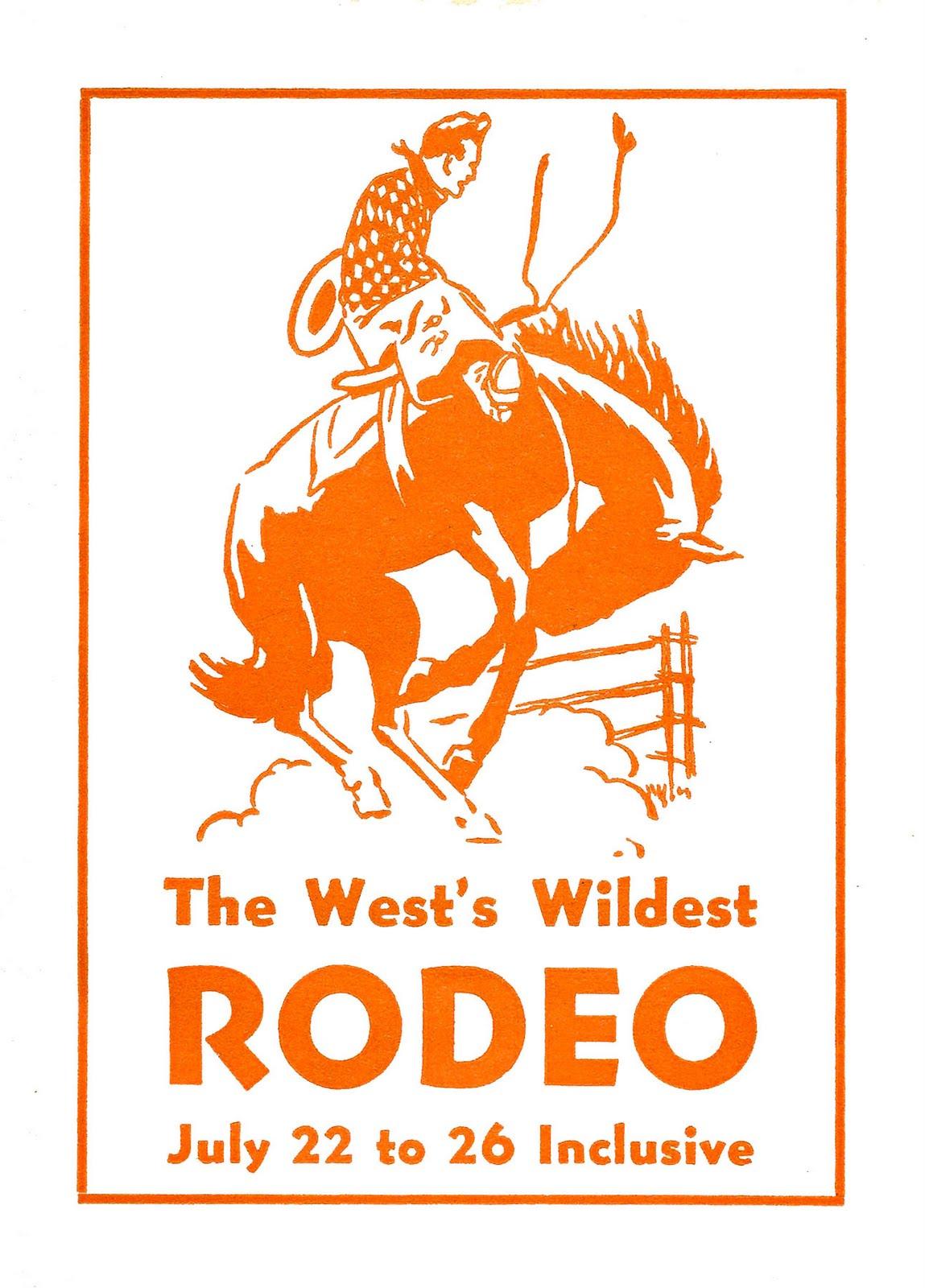 Cowboy clipart vintage cowboy Western Clip Vintage clip art