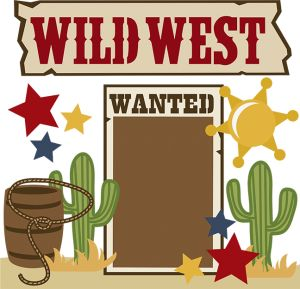 Wild West clipart cartoon Files Clipart files on Cowboy