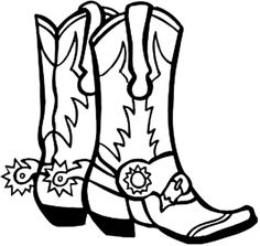 Western clipart western wedding DRAWINGS All COWBOY OF For
