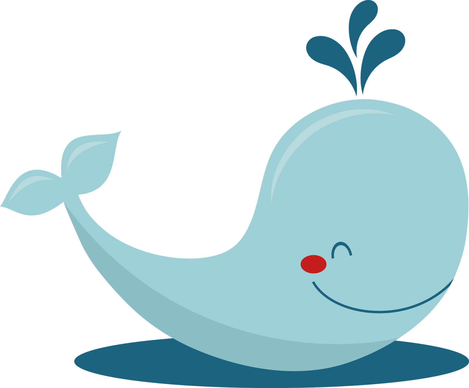 Beluga Whale clipart comic Clipart clip free Whale images