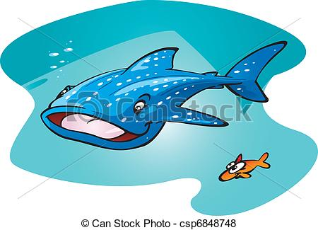 Whale Shark clipart Whale Shark Illustration shark white