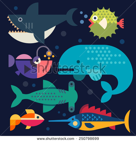Sharkwhale clipart big #3