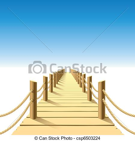 Wharf clipart boardwalk  a jetty jetty Images