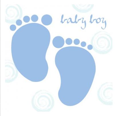 Wharf clipart Baby Greetings Mobile Boy Feet
