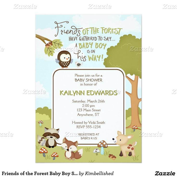 Wharf clipart Forest of Invitation Forest Friends
