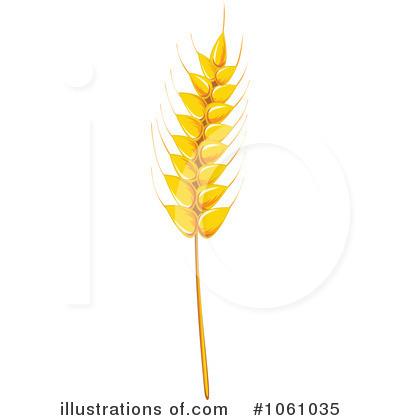 Wheat clipart Stock Sample Wheat Illustration Illustration