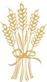 Grain clipart wheat stalk Art Fall The Clip Wheat
