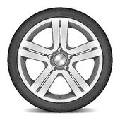 Wheel clipart Clip Car Wheel Free Art