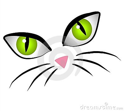 Whiskers clipart Eyes Eyes Cartoon Images Image