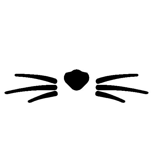 Whiskers clipart Free  Art on Clipart