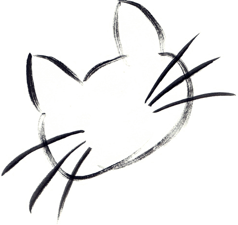 Whiskers clipart Image  Clip Art Free