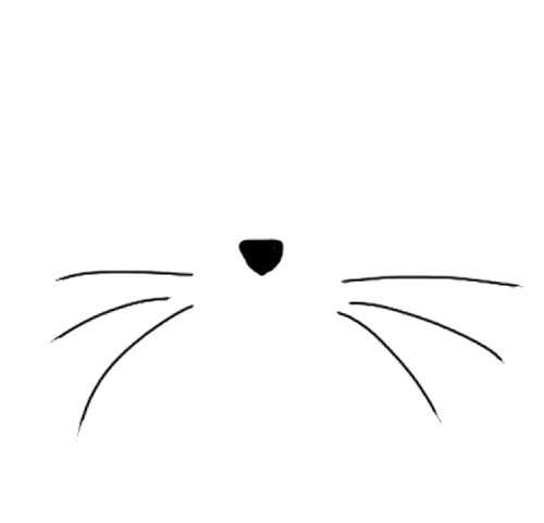 Whiskers clipart Cat Clipart Cat Zone Cliparts