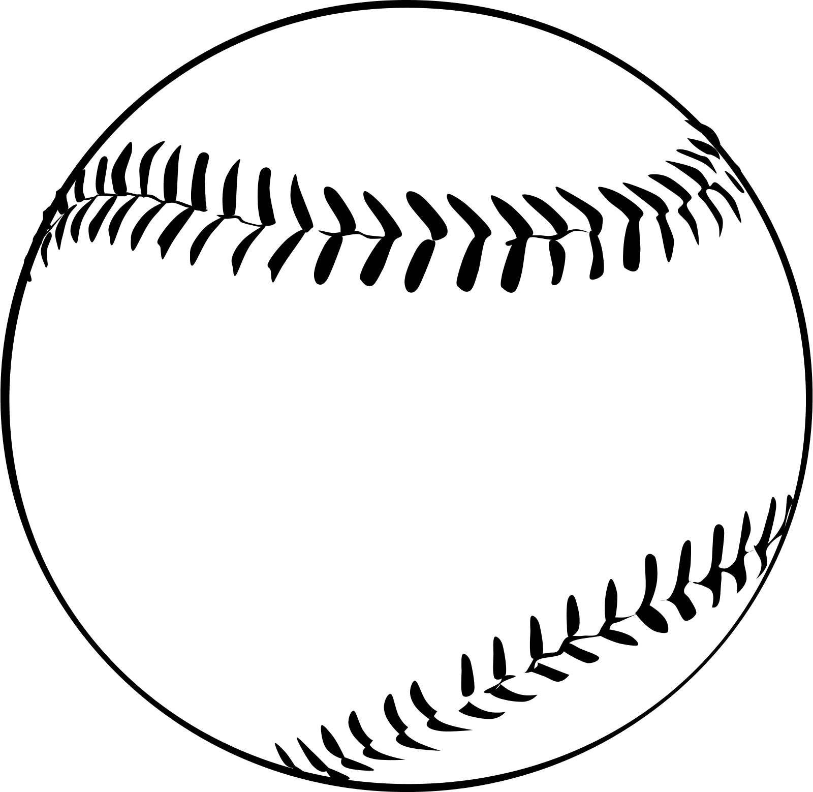 Drawn baseball Black Clipart And baseball%20clipart%20black%20and%20white Field