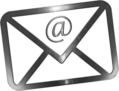 White clipart email Cliparting clipart clipart email art
