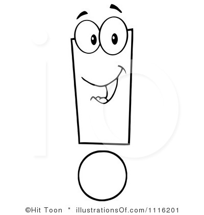 White clipart moonblack Images Clipart Exclamation Clipart Clipart