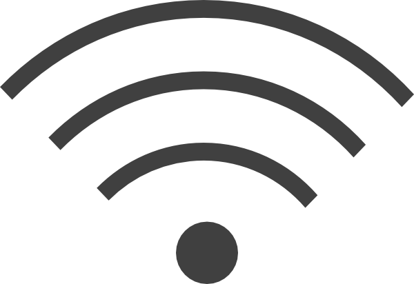 White clipart wifi On Clip Free Download Art